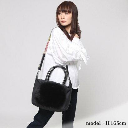 【アウトレット】ツモリチサト キャリー tsumori chisato CARRY ファートート (ブラック)