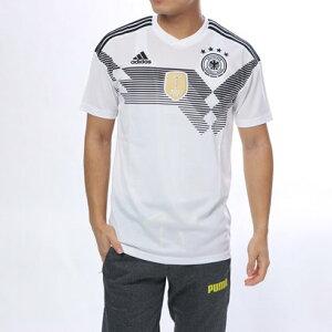 アディダス adidas メンズ サッカー/フットサル ライセンスシャツ DFBホームレプリカユニフォームS/S BR7843