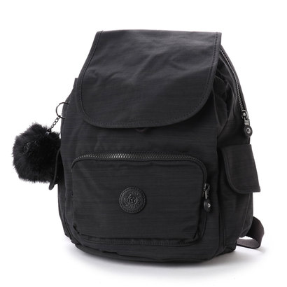 / キプリング (true dazz black) CITY PACK (Kipling)