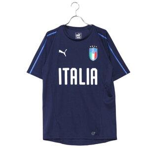 プーマ PUMA メンズ サッカー/フットサル ライセンスジャケット FIGC ITALIA トレーニングジャージー SS 752316