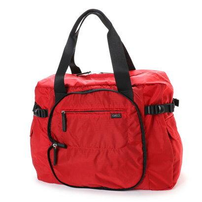 f83e7a34e0a7 イザック YSACCS パッカブルボストン (RED) 【】【交換·返品可能】/イザック/YSACCS/バッグ·財布·ケース/ボストンバッグ/ロコンド/