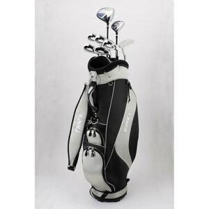 IGNIO IGNIO गोल्फ क्लब 3-टुकड़ा सेट! नेट सीमित! पुटर उपहार!