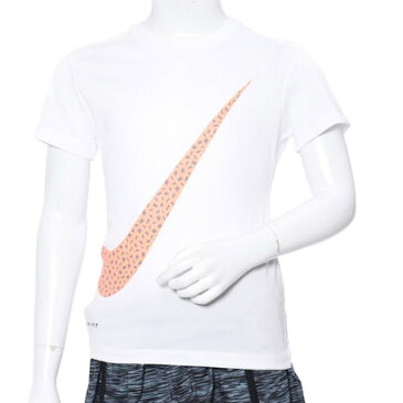 【アウトレット】ナイキ NIKE ジュニア 半袖 機能Tシャツ YTH ガールズ レジェンド スウッシュ スプレー Tシャツ 913199100