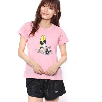 ディズニー Disney レディース 半袖Tシャツ DN-9C22248TSMK