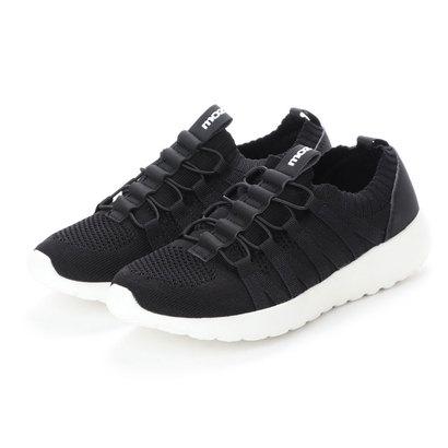 レディース靴, スニーカー  moz BLACK