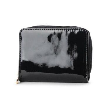 【アウトレット】アーバンリサーチ URBAN RESEARCH outlet 二つ折り財布 (ブラック)