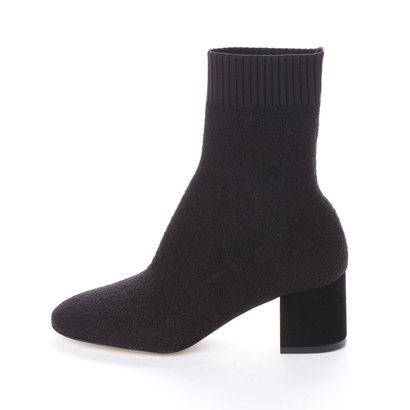 ●ファビオルスコーニFabioRusconiソックス風ブーツ(ブラック)