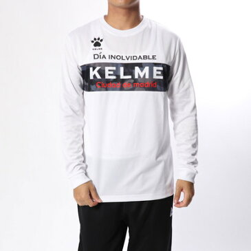 ケレメ KELME サッカー/フットサル 長袖シャツ ロングTシャツ KA18F650