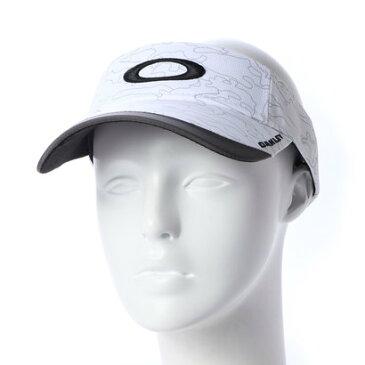 オークリー OAKLEY メンズ ゴルフ サンバイザー BG GRAPHIC VISOR 912066JP-1