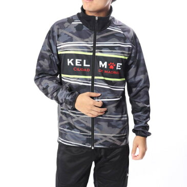 ケレメ KELME サッカー/フットサル ジャージジャケット Wヨームアップシャツ KA18F665