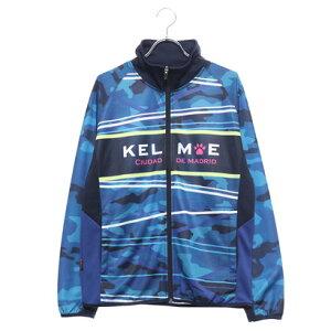 ケレメ KELME メンズ サッカー/フットサル ジャージジャケット Wヨームアップシャツ KA18F665