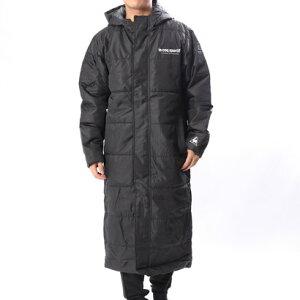 ルコックスポルティフ le coq sportif メンズ ベンチコート ナカワタコート QMMMJK07AP (ブラック)