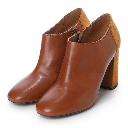 レディース靴, ブーティ  GEOX SHOES COGNAC