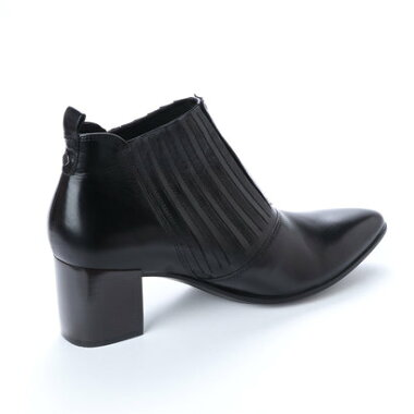 【アウトレット】エコー ECCO Shape 45 Block Ankle Boot (BLACK)
