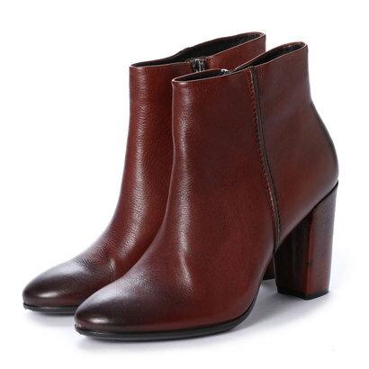 レディース靴, ブーティ  ECCO Shape 75 Block COGNAC