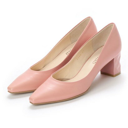 47a9dc03281a 【アウトレット】アンタイトル シューズ UNTITLED shoes パンプス (ピンク) 【】【交換·返品可能】/アンタイトル シューズ/UNTITLED  shoes/レディースシューズ/ ...