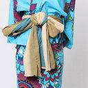◆【チャイハネ】グラデーション浴衣帯(BEIGE) ベージュ...