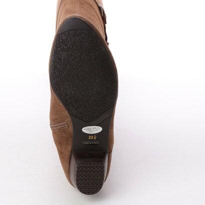 【アウトレット】シューズラウンジ shoes lounge 【本革】ロングブーツ(オーク) 2632304OS (オークスエード)