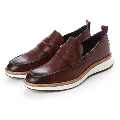 メンズ靴, ビジネスシューズ  ECCO ST.1 Hybrid Slip-on COGNAC