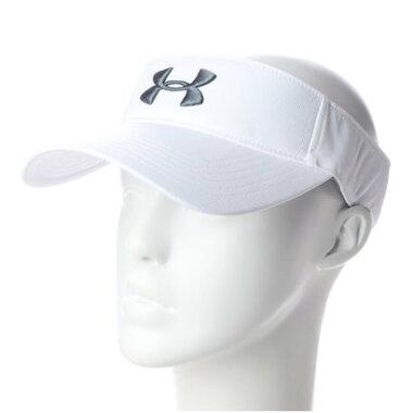 アンダーアーマー UNDER ARMOUR メンズ ゴルフ サンバイザー UA Core Golf Visor 1328676