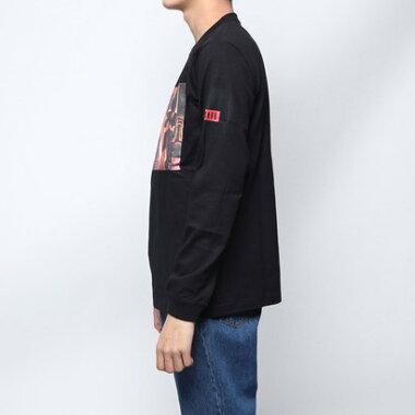 【アウトレット】ジェイド JADE JADE × STAR WARS ロングスリーブTシャツ ダース・ベイダー (ブラック)