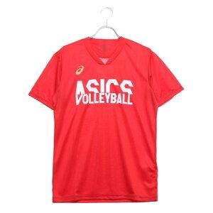アシックス asics バレーボール 半袖Tシャツ クールシヨートスリーブトツプ 2053A041