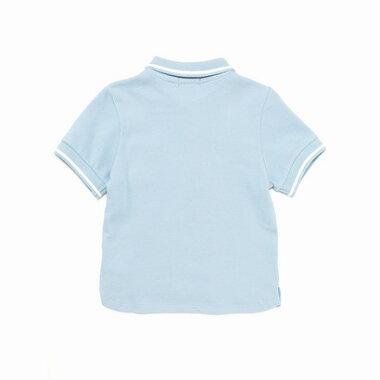 コムサイズム COMME CA ISM ポロシャツ (100cm〜130cm) (ホワイト)