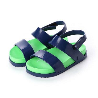 靴, サンダル  melissa MINI MELISSA COSMIC SANDAL BB BLUEGREEN