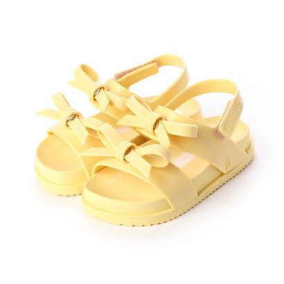 靴, サンダル  melissa MINI MELISSA COSMIC SANDAL JASON WU BB YELLOW