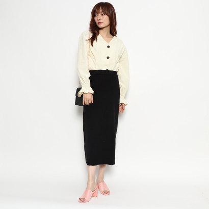 【EVOL】ILIMA太ヒールサンダル IM7869 (ピンクスエード)