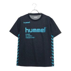 ヒュンメル HUMMEL メンズ サッカー/フットサル 半袖シャツ プラクティスTシャツ HAP4129
