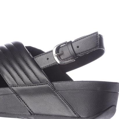 フィットフロップ fitflop LULU PADDED SANDAL (Black)