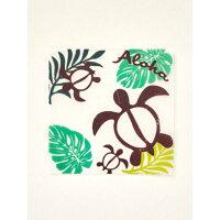 ◆プチプラ 【kahiko】HAWAIIAN ALOHA COASTER / ハワイアンアロハコースター その他1