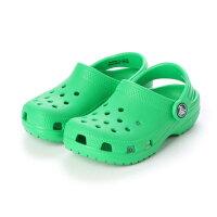 クロックス crocs 204536 クラシック キッズ (グラスグリーン)
