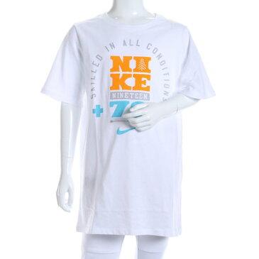 【アウトレット】ナイキ NIKE ジュニア 半袖Tシャツ YTH NSW サマーキャンプ Tシャツ 807287100
