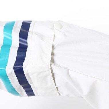パラディーゾ PARADISO ゴルフ用レインウェア M 86S31  (オフホワイト)