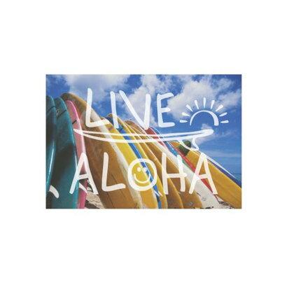 【アウトレット】◆プチプラ 【kahiko】ハワイアンポストカード その他13