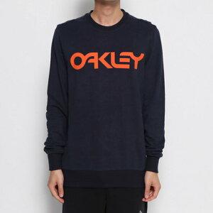 オークリー OAKLEY メンズ スウェットトレーナー B1B CREW 472399