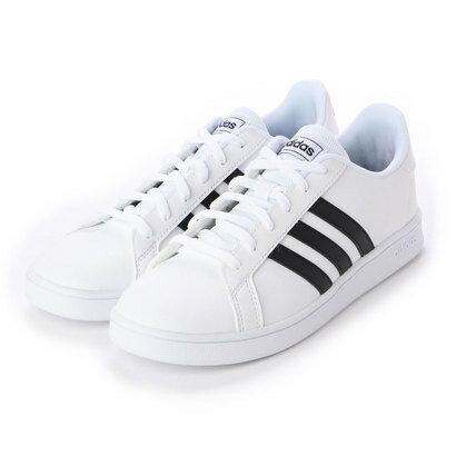 靴, スニーカー  adidas GRANDCOURTK EF0103