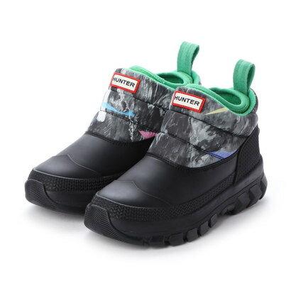 レインシューズ・長靴, ブーツ・長靴  HUNTER W ORG INSULATED SNOW ANKLE BT SOM