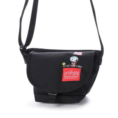 マンハッタンポーテージ『Manhattan Portage × PEANUTS Mini Nylon Messenger Bag』