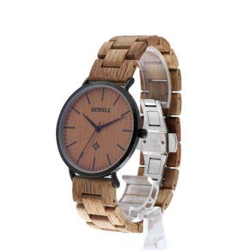 スマイルプロジェクト SMILE PROJECT セイコームーブメント 天然素材の木製腕時計 ウッドウォッチ 軽量 WDW029-03 (3)