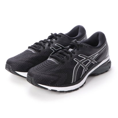 Asics GT-2000 8 4E Extra Wide Yellow Black White Men Running Shoes 1011A688-750