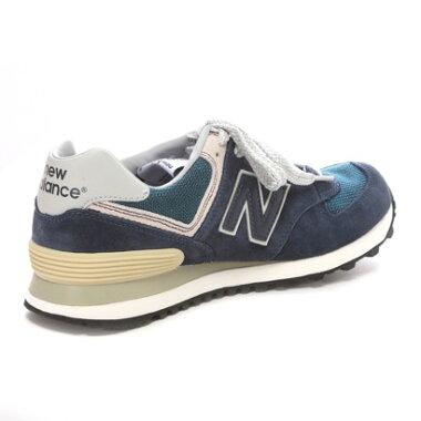 ニューバランス new balance NB ML574 VN (ネービー)