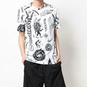 ナイキ NIKE メンズ 陸上/ランニング 半袖Tシャツ DRI-FIT DFCT ワイルド AOP Tシャツ CK5071100