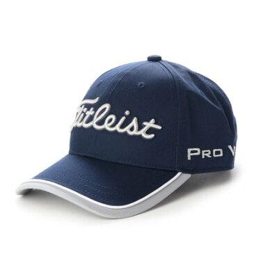 タイトリスト Titleist メンズ ゴルフ キャップ ツアーキャップ CTR 9683557006