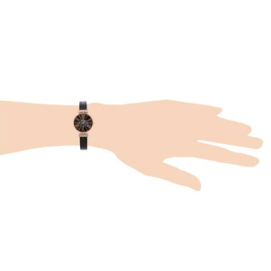 フォリフォリ Folli Follie MINI DYNASTY Watch(ブラック)