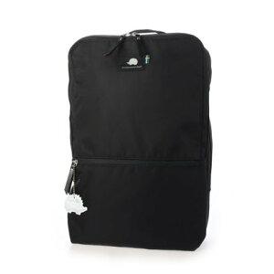 スカンジナビアンフォレスト SCANDINAVIAN FOREST PCポケット付きスマート10ポケットリュック (ブラック)