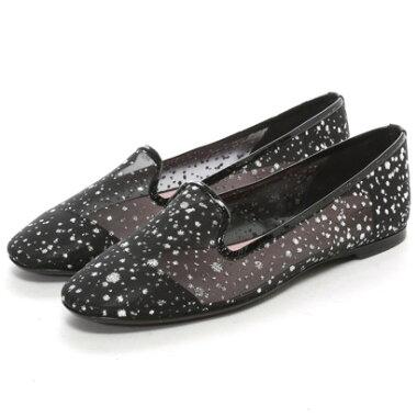 【アウトレット】プリティ・バレリーナ Pretty Ballerinas FAYE sparkling(フェイ スパークリング)オペラシューズ(シルバー)