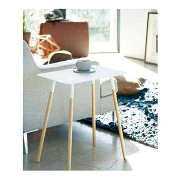 plain (プレーン) サイドテーブル角型 WH (ホワイト(001))
